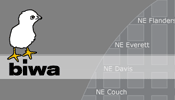 Biwa restaurant website