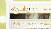 A Swank Affair website